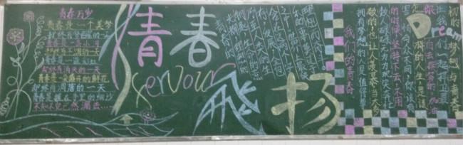 第十二届校园文化艺术节图片集锦(二)